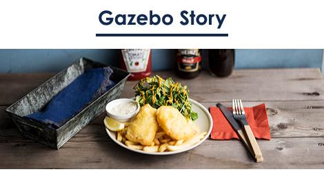 Gazebo Story