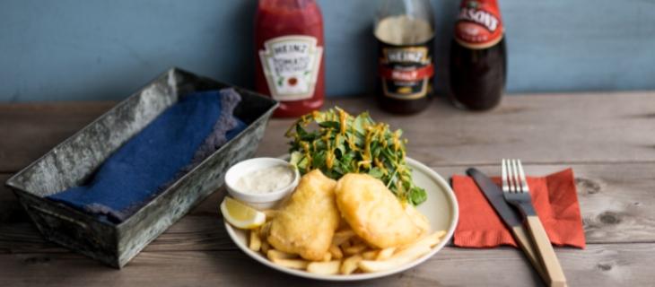 what's fish&chips ! いろいろこだわる
